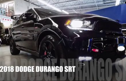 2018 DODGE DURANGO SRT ( Full JL Audio System) Baltimore Maryland 2018