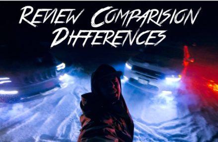 Review 2016 Jeep Grand Cherokee SRT VS 2018 Dodge Durango SRT Comparision Differences Tucson Arizona 2018