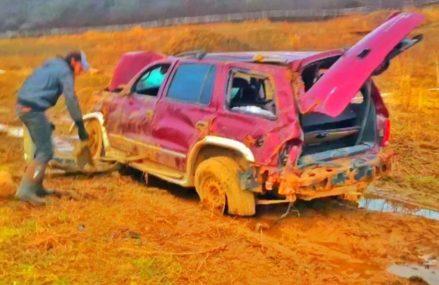 Dodge Durango DESTROYED! San Jose California