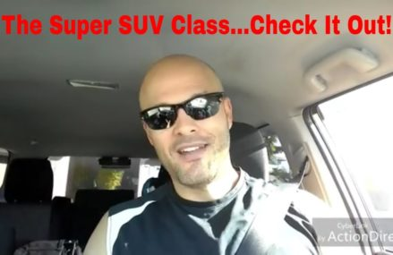 The Super SUV Class – Jeep Trackhawk & Dodge Durango SRT San Francisco California 2018