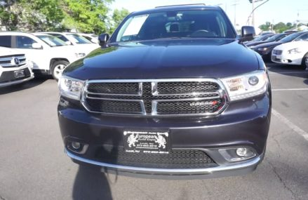 2014 DODGE DURANGO LIMITED Fontana California 2018