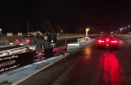 Dodge Viper Quarter Mile in Spencer Speedway, Williamson, New York 2018