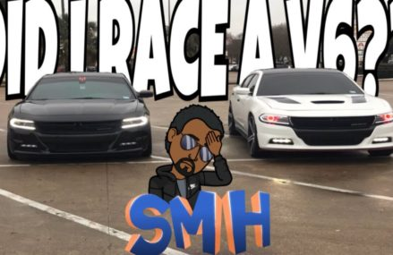 Did I really Just race a v6 Dodge Charger?  ~MUST WATCH~ Now at 78771 Austin TX