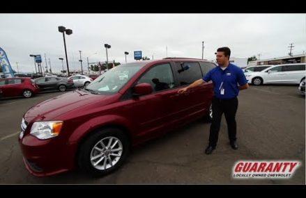2014 Dodge Grand Caravan SXT • GuarantyCars.com Near Mayking 41837 KY