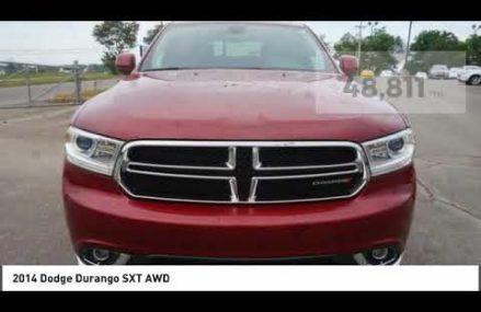 2014 Dodge Durango Alcoa TN 562159 San Bernardino California 2018