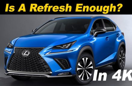2018 Lexus NX Review / Comparison – In 4K Rochester New York 2018