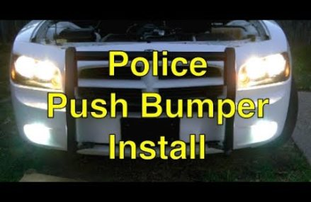 How to install police push bumper Local Area 83801 Athol ID