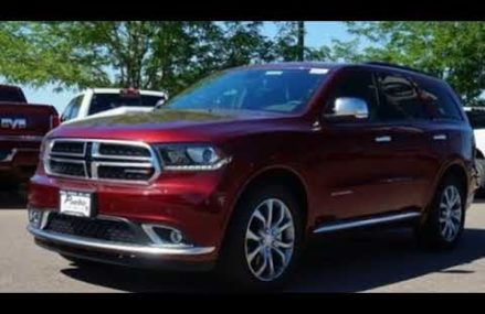 2018 Dodge Durango Pueblo CO Colorado Springs, CO #187038 Rockford Illinois 2018