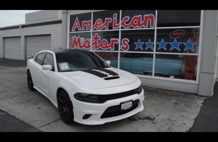 2017 Dodge Charger Daytona AM4184 For Sale at American Motors Custom & Classics Within Zip 59411 Babb MT