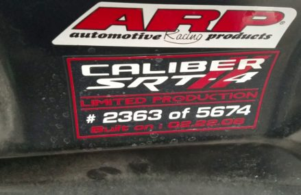 Dodge Caliber Kit in Bronson 75930 TX USA