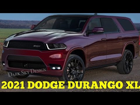 New Dodge Durango XL | This SUV will change the Game ...