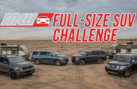 Comparison Test: 2018 Full Size SUVs Moreno Valley California 2018