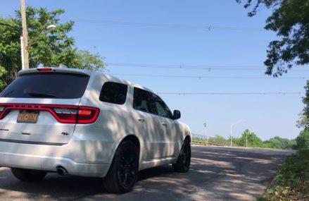 2017 Dodge Durango R/T Burnout Springfield Missouri 2018
