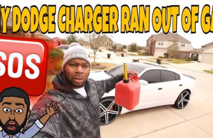 WHAT HAPPENS WHEN A DODGE CHARGER RUN OUT OF GAS From 30005 Alpharetta GA