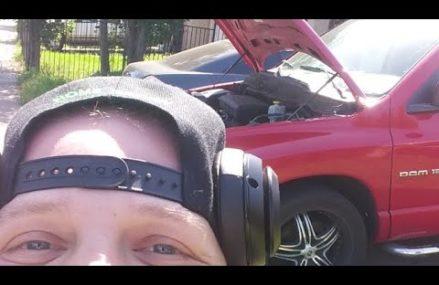 Fixing The Crankshaft Sensor On 03 Dodge Ram 1500 4.7 L Sacramento California 2018