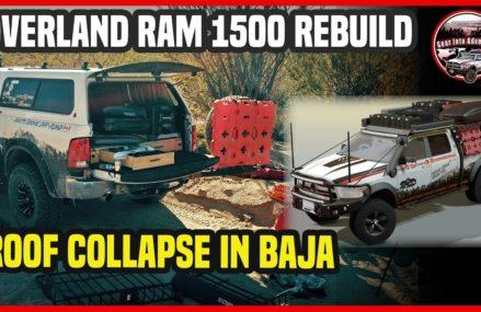 Overland Ram 1500 Rebuild MKII Around Streets in 93290 Visalia CA