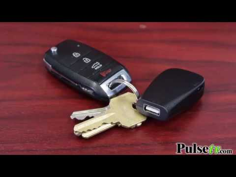 dodge charger key battery dead