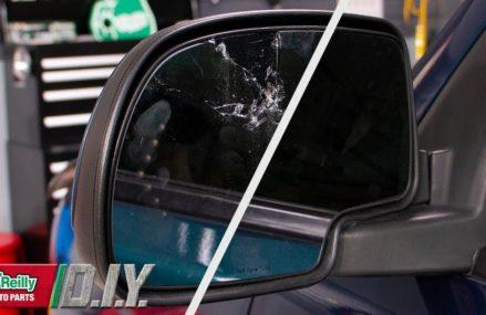 Dodge Caliber Mirror at Briscoe 79011 TX USA