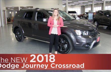 New 2018 Dodge Journey Crossroad – Mpls, Elk River, Coon Rapids, St Paul, St Cloud, MN | Review Bakersfield California 2018