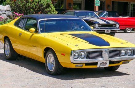 Dodge Viper Yellow Paint Code Near Michigan International Speedway, Brooklyn, Michigan 2018