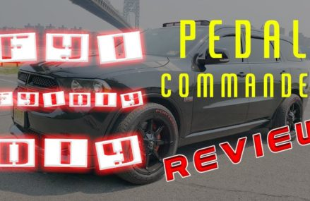 Pedal Commander Review on Dodge Durango – FYI DIY Fremont California 2018