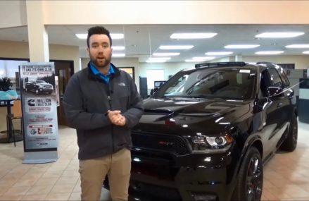2018 Dodge Durango SRT Review – Mean Muscle Machine Santa Rosa California 2018