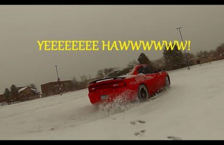 Supercharged AWD Dodge Charger vs Snow Storm! in 37705 Andersonville TN