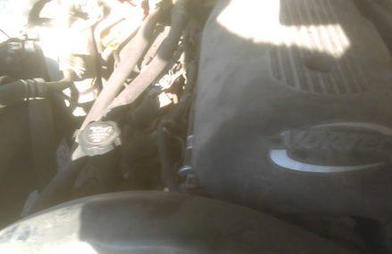 Dodge Caliber Noisy Engine at Blossom 75416 TX USA