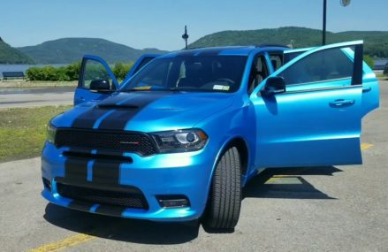 Dodge Durango RT B5 Blue!!! More Indepth. McAllen Texas 2018