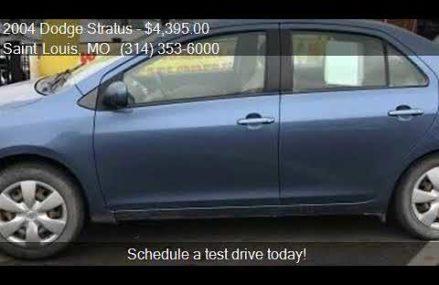 Dodge Stratus Sxt Coupe – Loretto 49852 MI