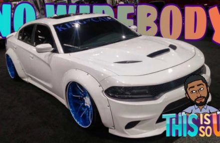 DODGE WILL NEVER MAKE A WIDEBODY DODGE CHARGER For 7820 Allamuchy NJ