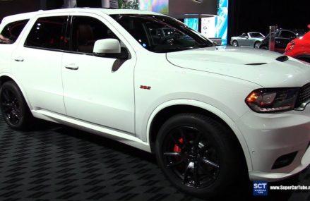 2018 Dodge Durango SRT 392 – Exterior and Interior Walkaround – 2018 Detroit Auto Show Salem Oregon 2018