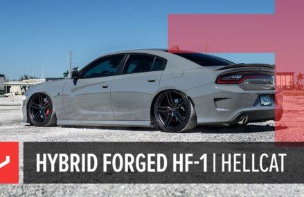 Vossen Hybrid Forged HF-1 Wheel | Dodge Charger Hellcat | Satin Black Local Area 30023 Alpharetta GA