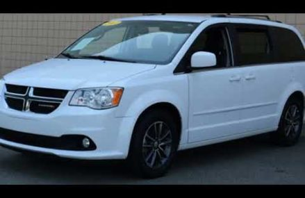 Used 2017 Dodge Grand Caravan Jersey City Newark Bayonne, NJ #R596664A Local Mannsville 73447 OK