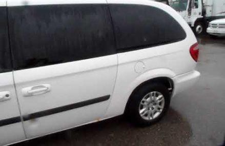 GovDeals: 2007 Dodge Grand Caravan SE at Mikkalo 97861 OR