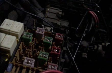 Dodge Stratus Fuse Box, Nutrioso 85932 AZ