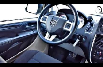 Used 2013 Dodge Grand Caravan SE  W/Satellite Radio & Bluetooth for sale in Dawson Creek, BC For Mc Neal 85617 AZ