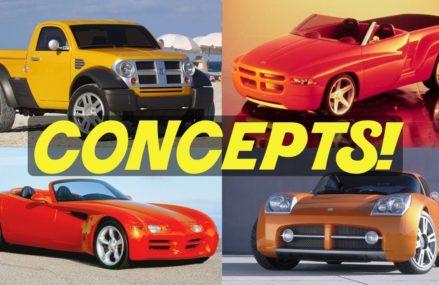 4 Dodge Concept Cars That We Forgot About! // PART 1 (M80, Copperhead, Razor, Sidewinder) Within Zip 76930 Barnhart TX