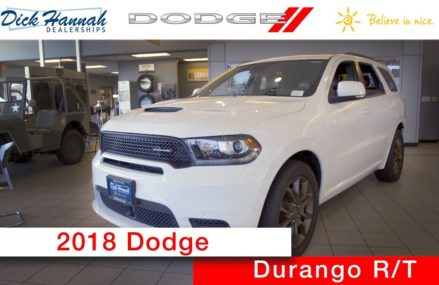 2018 Dodge Durango Review – Dick Hannah Dodge Des Moines Iowa 2018