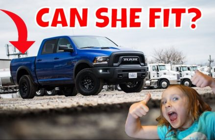 RAM RAMBOX Can a 5 year old fit? Area Near 44511 Youngstown OH