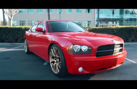 Red Charger W; Gold Wheels at 88211 Artesia NM