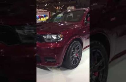 Dodge Durango SUV Escondido California 2018