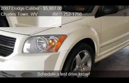 Dodge Caliber Rt in Austin 78780 TX USA