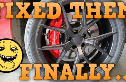 Hellcat Challenger Wheels Verde Axis… Got Them To Fit! For 28515 Bayboro NC