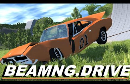 General Lee Jumps 4 – Hard Landings | BeamNG.Drive (300 Subs!) For 40906 Barbourville KY
