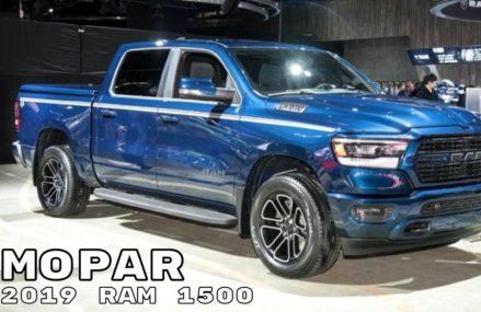 Mopar 2019 RAM 1500 Truck Henderson Nevada 2018