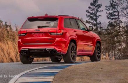 2018 Jeep Grand Cherokee Trackhawk vs 2018 DODGE DURANGO SRT Mobile Alabama 2018