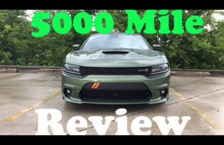 5000 Mile Review on my 2018 Dodge Charger Scat Pack Around Zip 30348 Atlanta GA