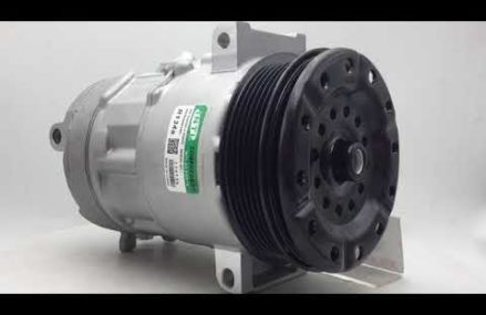 2007 Dodge Caliber Ac Compressor Near Cypress 77429 TX USA