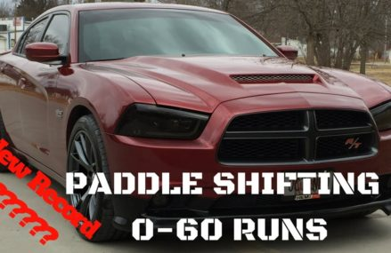 Paddle Shifter 0-60 Shifting Run Time 2014 100th Anniversary Dodge Charger R/T in 12232 Albany NY